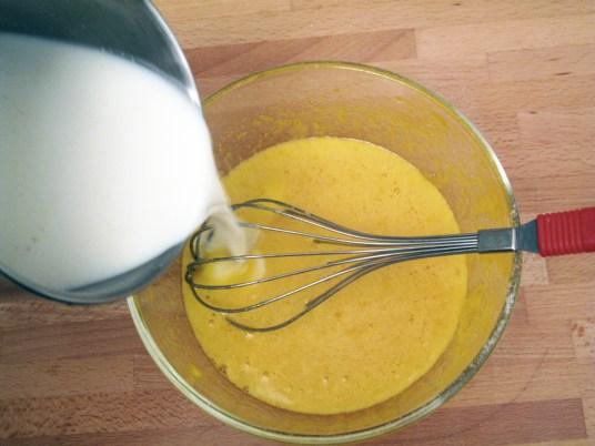 Budino alla vaniglia e caramello