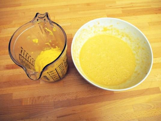 Tortini di mandorle all'arancia