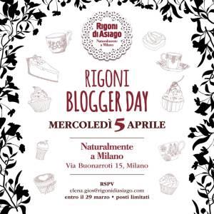 Rigoni Blogger Day