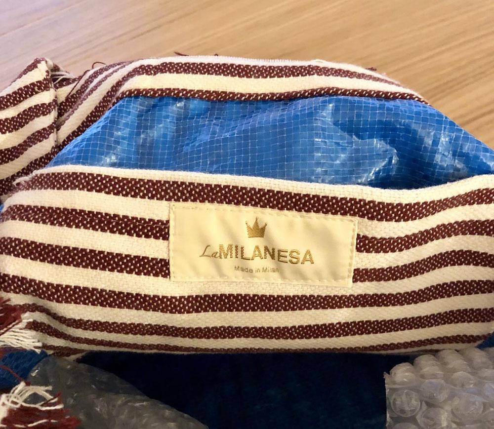 Le borse di Lamilanesa