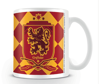 tazza grifondoro harry potter