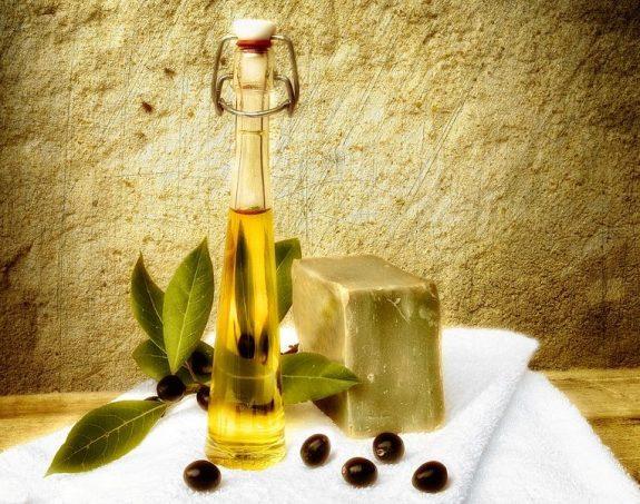 sapone all olio di oliva