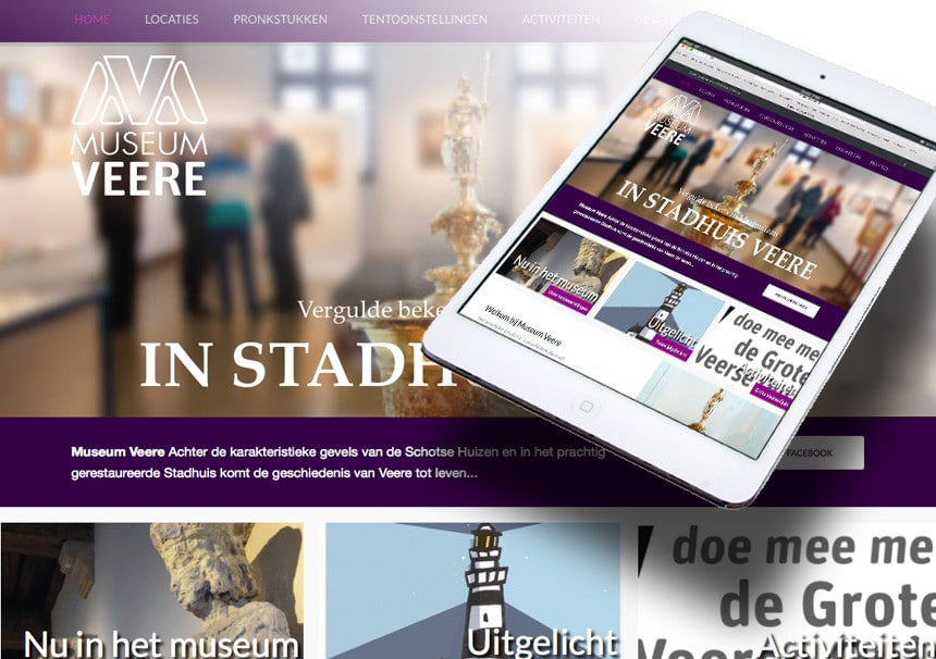 Zeeuws Museum – Website