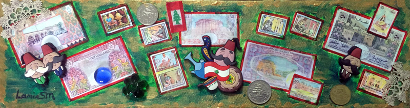 money and stamps 2