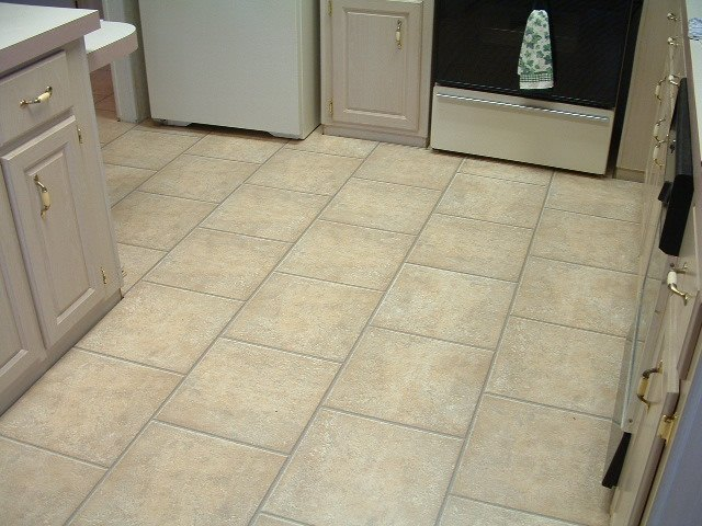 kitchen laminate tiles interior design installing tile flooring diy instructions quick step will be installed in this is the before photo