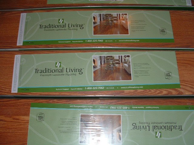Box Of Laminate Flooring