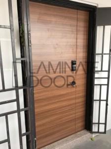 Interior Designer Double Leaf Door
