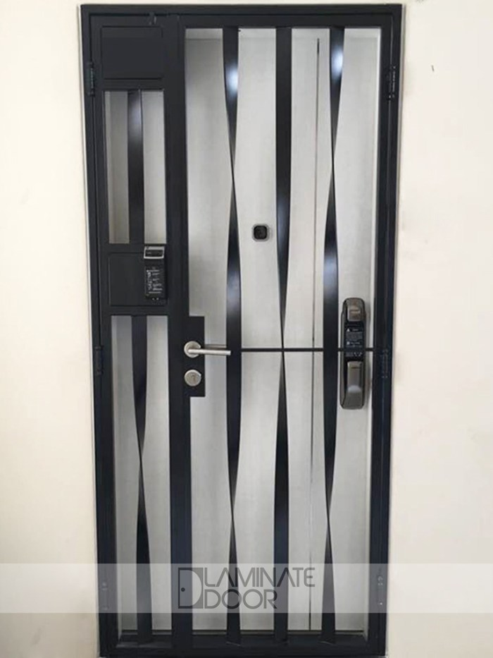 HDB-3-x-7-feet-mild-steel-gate-LD-518