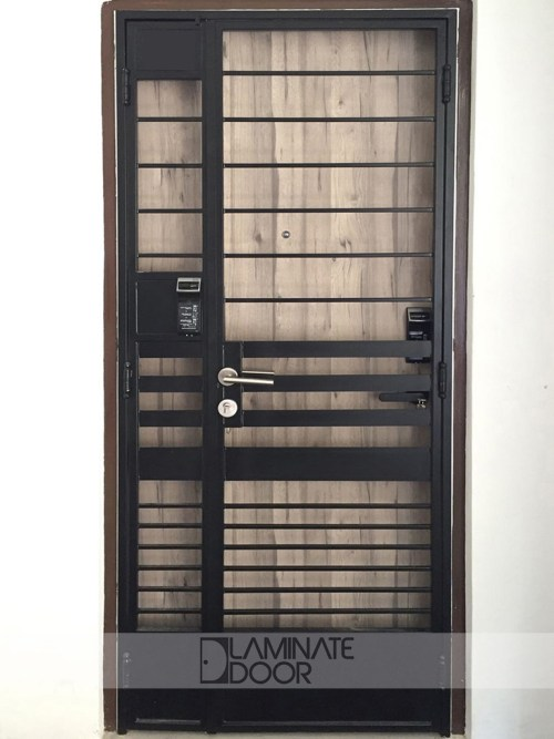 HDB-Metal-Gate-LD-502