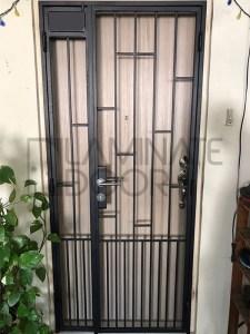 LD-512 Mild Steel Gate