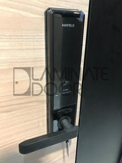 Hafele El7200 Digital Lock Specification