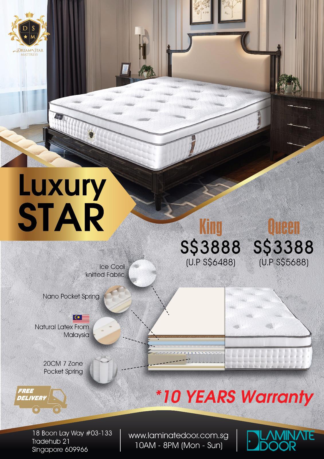 luxury mattress brands