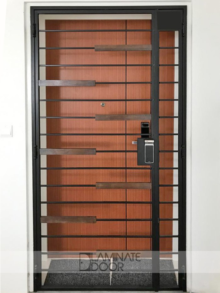 HDB-Metal-Gate-Direcct-Factory-Price-LD-534