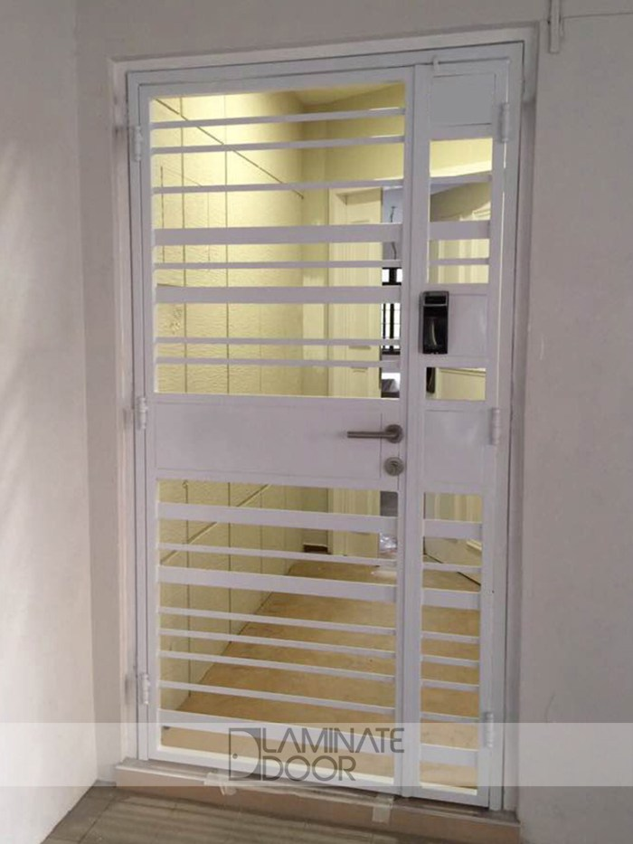 HDB-Simple-Line-Metal-Gate-LD-528