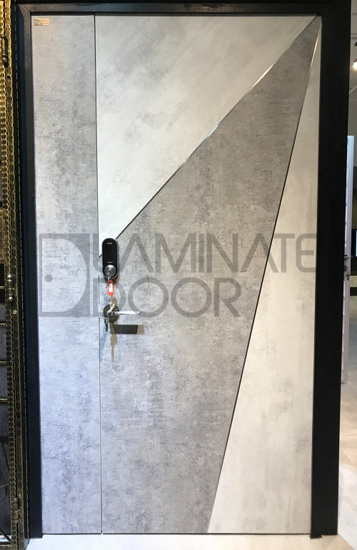 Interior Director Double Leaf Door
