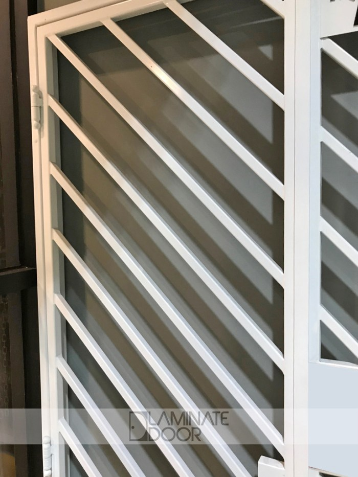 HDB-White-Metal-Gate-LD-536