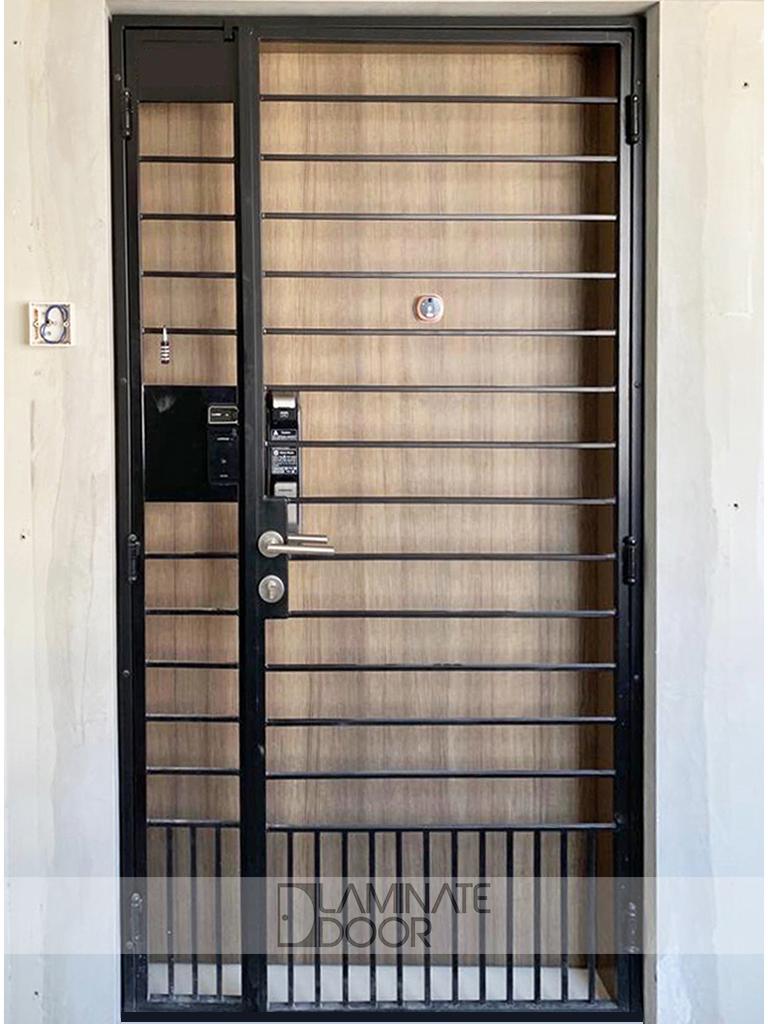 Mild-Steel-Gate-LD-539
