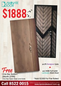 4x7ft_non_fire_rated_main_door_gate