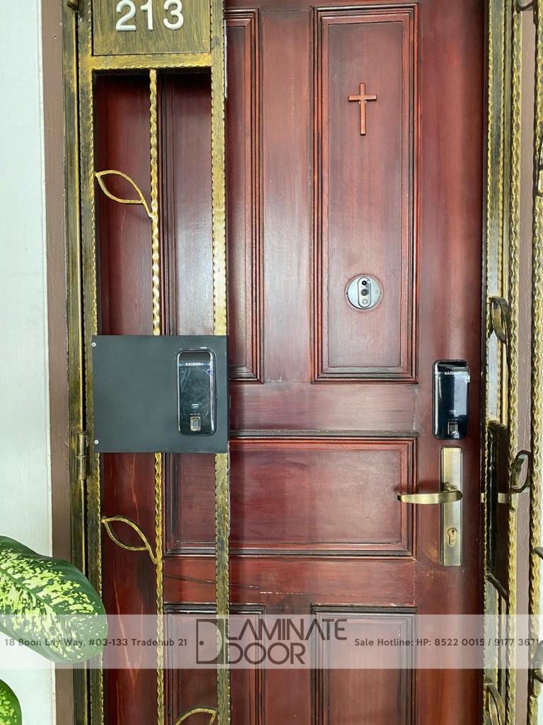 kaiser digital lock for main door and gate