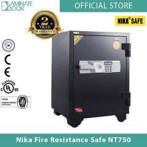 Nika Fire Resistance Safe NT750 1