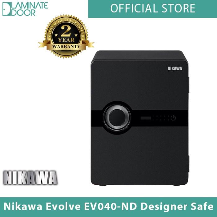 Nikawa Evolve EV040-ND Designer Safe Box