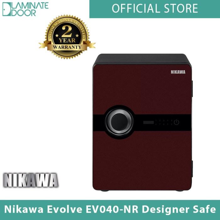 Nikawa Evolve EV040-NR Designer Safe Box