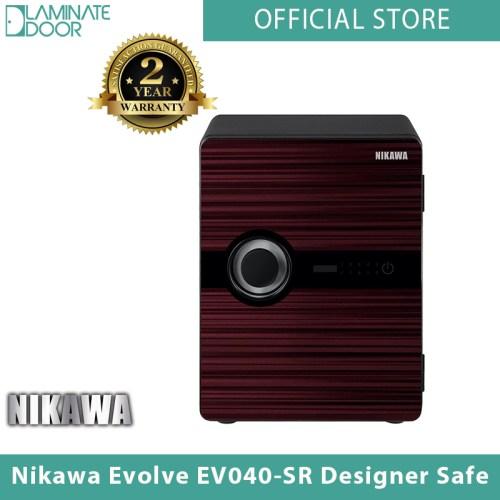 Nikawa Evolve EV040-SR Designer Safe Box