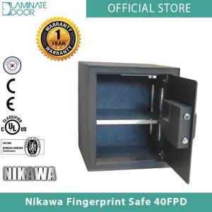 Nikawa Fingerprint Safe 40FPD BIosafe