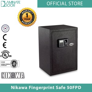 Nikawa Fingerprint Safe 50FPD 1