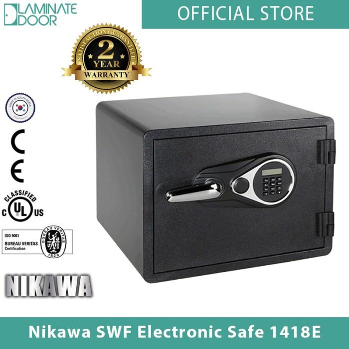 Nikawa SWF Electronic Safe 1418E 1