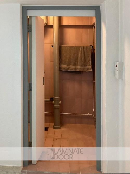 Wooden Bifold Door WBD03