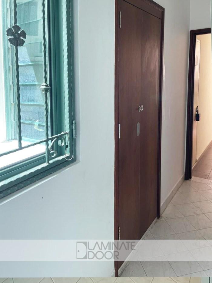 Wooden Bifold Door WBD05
