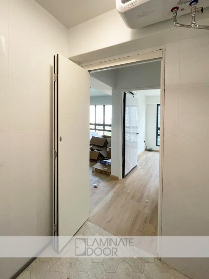 Wooden Bifold Door