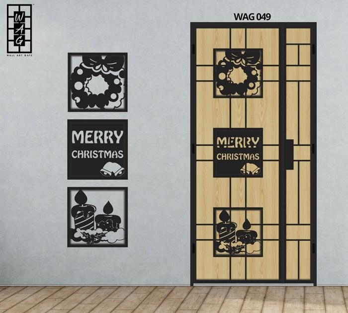 Wall Art Gate 049