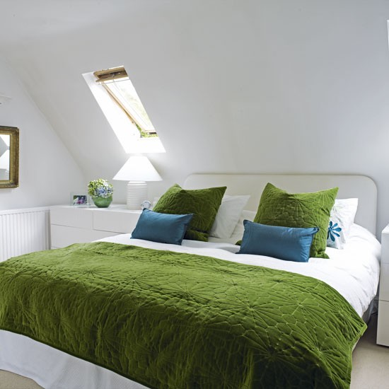 attics bedroom