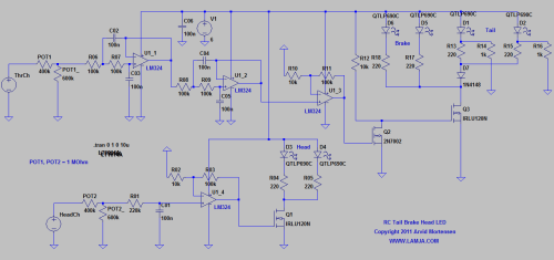 small resolution of rc light wiring schematic wiring library
