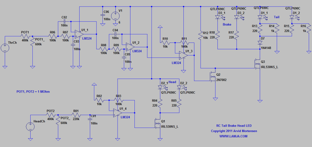 medium resolution of rc led light wiring diagram wiring diagram source rc servo wiring diagram rc led wiring diagram