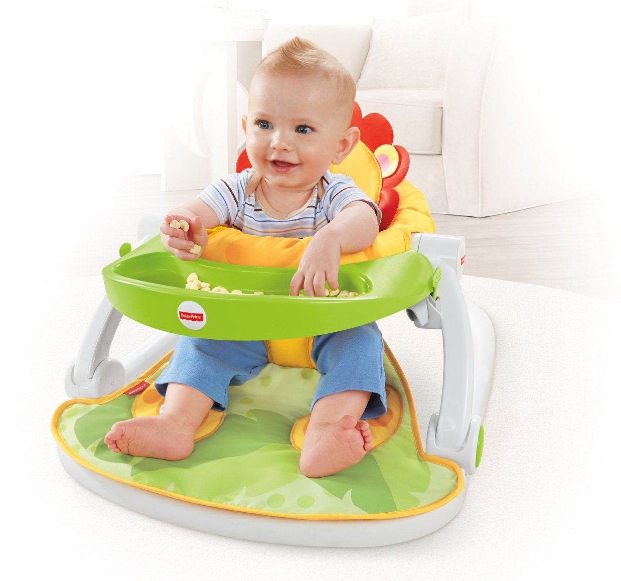 sit me up chair for babies wheelchair parts fisher price floor seat with tray best educational
