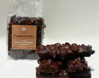 Schokoladen-Nussprinte