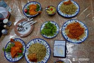 La comida en Irán