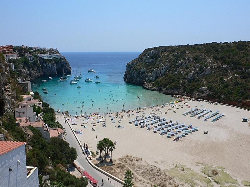 Cala den Porter, playas y costas de Menorca