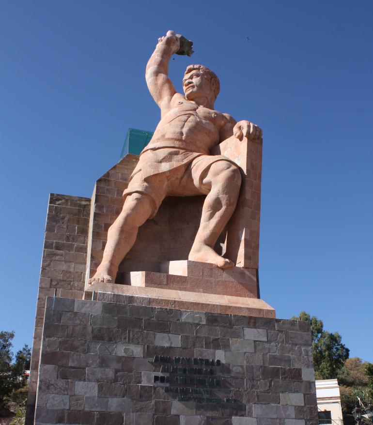 monumento de el pipila