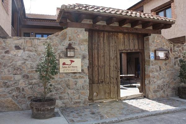 entrada Solaz del Moros