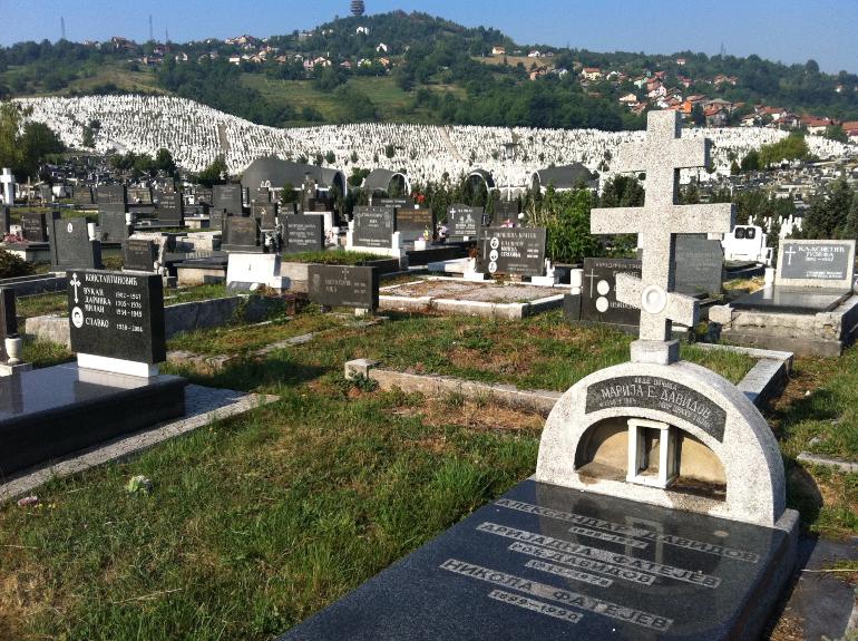 cementerio bare de sarajevo