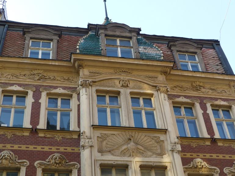 fachada de Smilsu iela