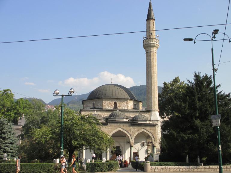 mezquita ali pasha