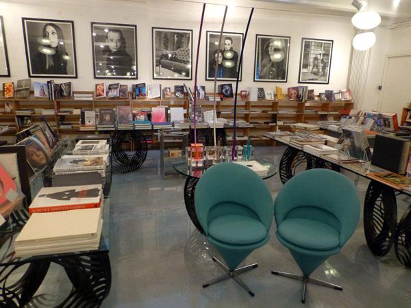 Librería 10 Corso Como en Milán