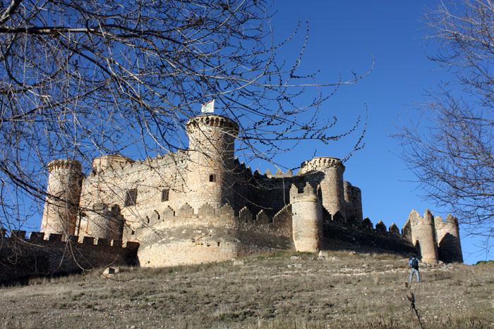castillo medieval de belmonte