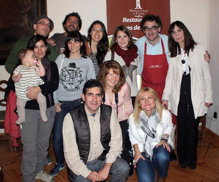 bloggers del #TBMonasterio