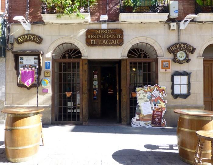 fachada-del-restaurante-el-lagar-de-isilla-jornadas-del-lechazo-aranda-de-duero